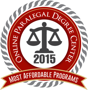 Online Paralegal Degree Center - Most Affordable Programs - 2015