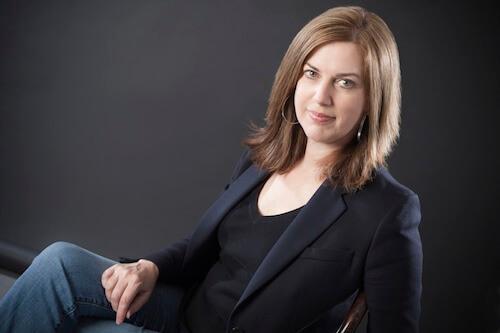 7. Meg Gardiner