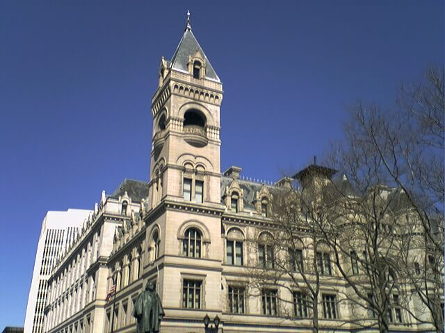 5-US-POST-OFFICE-AND-COURTHOUSE-BROOKLYN-NEW-YORK