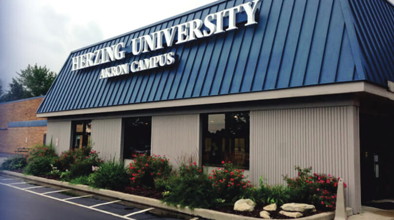 Akron Institute of Herzing University - Online Paralegal