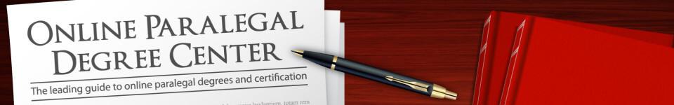Online Paralegal Degree Center